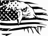 American Flag Wall Mural Amazon Tattered Distressed American Flag Bald Eagle