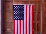 American Flag Wall Mural Vintage American Flag New Old Stock 50 Star Flag American