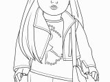 American Girl Doll isabelle Coloring Pages American Girl isabelle Doll Coloring Page Free Printable