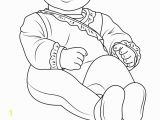 American Girl Doll isabelle Coloring Pages Coloring Pages American Girl isabelle Doll Coloring Page