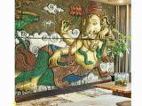 American Indian Wall Murals Ganesha Wall Mural at Rs Piece Wall Murals