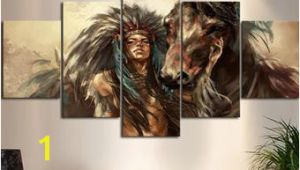 American Indian Wall Murals Native American Decor