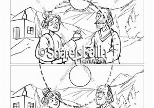 Ananias and Sapphira Coloring Page Design for 40 Various Ananias and Sapphira Col