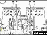 Ancient Egypt Coloring Pages Printable 🎨 Coloring Egypt Temple Kizi Free 2020 Printable Coloring