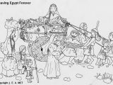 Ancient Egypt Coloring Pages Printable the Exodus – Children S Church with Images