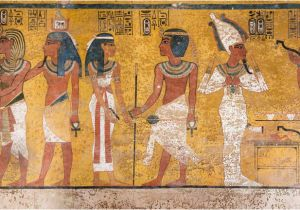 Ancient Egypt Murals Wall See Stunning S Of King Tut S tomb after A Major