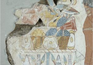 Ancient Egypt Murals Wall tomb Chapel Of Nebamun thebes Egypt Late 18th Dynasty