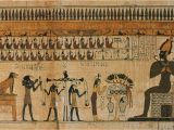 Ancient Egypt Wall Murals the Book Of the Dead