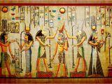 Ancient Egypt Wall Murals Us $15 8 Off Vintage Wall Paper Retro Egypt Mural Wallpapers Custom Wallpaper 3d Living Room Bedroom Self Adhesive Vinyl Silk Wallpaper In