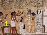 Ancient Egyptian Wall Murals Ancient Egyptian Funerary Practices