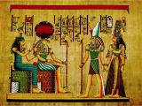 Ancient Egyptian Wall Murals Detail Feedback Questions About Fabric Poster Print Frame Available