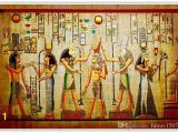 Ancient Egyptian Wall Murals wholesale Murals 3d Wallpapers Home Decor Background Wallpaper