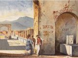 Ancient Greek Murals Reading the Writing On Pompeii S Walls History