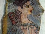 "Ancient Greek Murals the Parisiene"" Fresco Palace Of Knossos Crete Greece 1550 1450"