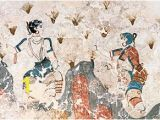 Ancient Greek Murals What Caused the Rise and Fall Of the Early Bronze Age Minoans
