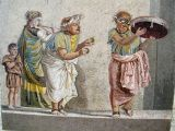 Ancient Greek Wall Murals Music Of Ancient Rome