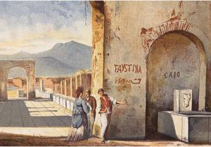 Ancient Roman Murals Reading the Writing On Pompeii S Walls History
