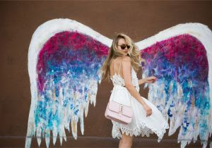 Angel Wings Wall Mural Los Angeles La Angel Wings Xoxo sonja