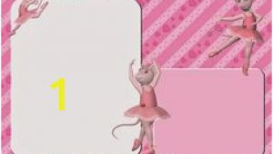 Angelina Ballerina Wall Mural 71 Best Ballerina Party Images