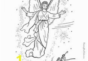 Angels Announce Jesus Birth Coloring Pages 756 Best Coloring Pages Images On Pinterest In 2018