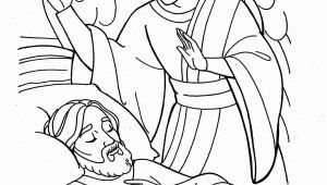 Angels Announce Jesus Birth Coloring Pages Image Result for Joseph S Dream Of Mary and Jesus Craft