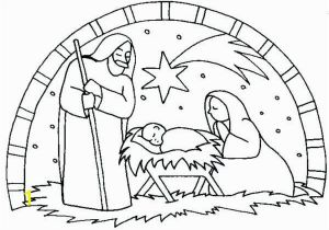 Angels Announce Jesus Birth Coloring Pages Jesus Birth Coloring Pages Castrophotos