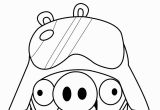 Angry Birds Star Wars Coloring Pages Angry Birds Star Wars to Angry Birds Star Wars