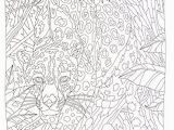 Animal Camouflage Coloring Pages Printable Hidden Endangered Animals Creature Camouflage Colouring Book
