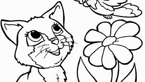 Animal Coloring Pages Printable Awesome Flower Animal Coloring Pages Collection