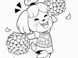 Animal Crossing Coloring Pages Color Pages Marvelous Animal Crossing Reese Coloring Pages