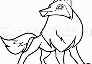 Animal Jam Arctic Wolf Coloring Pages Animal Jam Arctic Wolf Boy Looks Coloring Pages