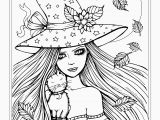 Anime Color Pages Elegant Anime Fox Girl Coloring Pages Katesgrove