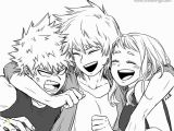 Anime Coloring Pages My Hero Academia My Hero Academia Coloring Pages Classmates Xcolorings