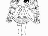 Anime Girl Coloring Pages Anime Coloring Pages for Adults Beautiful 50 Anime Boy and Girl
