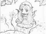 Anime Girl Coloring Pages Elegant Cute Anime Girl Coloring Pages