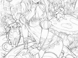 Anime Kissing Coloring Pages Elite Alice Bw by toolkittenviantart On Deviantart