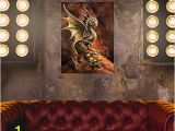 Anne Stokes Wall Murals It S A Skin Anne Stokes