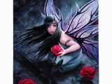 Anne Stokes Wall Murals Rose Fairy Anne Stokes Wall Plaque Red Gothic Fantasy Art