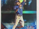 Anthony Rizzo Coloring Pages Amazon 2016 topps Opening Day Blue Foil Od 121 Addison