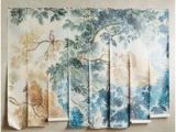 Anthropologie Wall Mural 81 Best Wallpaper Done Right Images