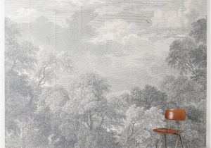 Anthropologie Wall Mural Cheap to Chic Pastoral Murals Favorite Places and Spaces