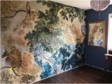 Anthropologie Wall Mural Judarn Mural In 2019 I Could Live Here