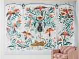 Anthropologie Wall Mural Mir Dinara Tiger S Tale Mural Walls Pinterest