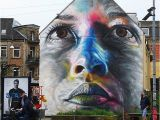 Anti Graffiti Coating for Murals Freehand Spray Paint Mural by Artist Artofdavidwalker Supportart