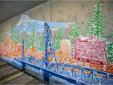 Anti Graffiti Coating for Murals Kerschen Art