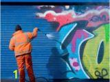 Anti Graffiti Coating for Murals Si Coat 531™ Remarkable Spray Grade Anti Graffiti Protective Coating
