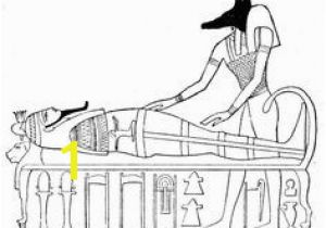 Anubis Coloring Page 21 Best Egyptian Images