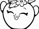 Apple Blossom Shopkin Coloring Page Lovely Shopkins Coloring Page Apple Blossom