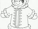 Arctic Animals for Kids Coloring Pages Squish Preschool Ideas January Země Planeta