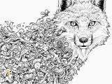 Arctic Fox Coloring Pages Arctic Fox Coloring Pages Beautiful Fennec Fox Coloring Page Fox